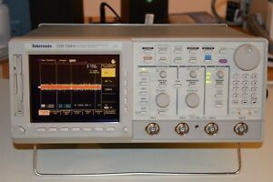 Strengthened Tektronix Tds 784a Color Digital Oscilloscope 1ghz 4gs s 4x P6205
