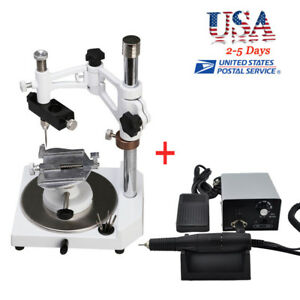 Dental Lab Parallel Surveyor micromotor Polisher Controller 35k Rpm Handpiece
