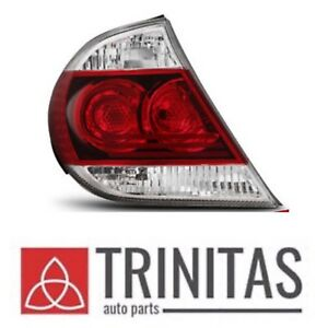 New 2005 2006 Toyota Camry Tail Lamp Light Driver Left Lh