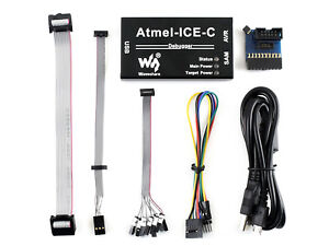 Atmel ice c Kit For Debugging And Programming Atmel Sam And Avr Microcontroller