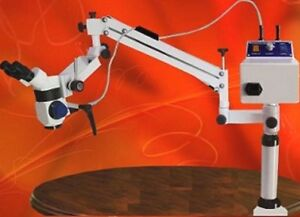 Portable Operating Microscope Ophthalmic Surgical Microscope 3 Step Microsocpe