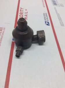 Turbo Torch B Tank Acetylene Regulator Used