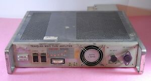 Hughes 1277h09f000 Twt Traveling Wave Tube Amplifier 1 0 To 2 0 Ghz 20w 30db