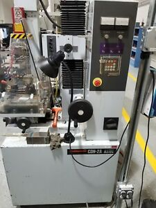 Used 1995 Astec Cdh 2a Edm Drill Electrode Dia 0 010 0 118 Machine Wire