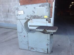 Grob Ns36 Vertical Bandsaw