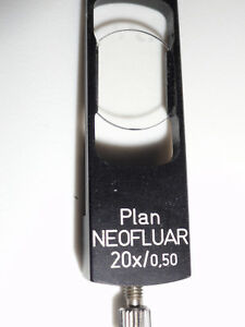 Zeiss Microscope Dic Prism Plan Neofluar Slider For 20x0 50 Objective 44 44 40