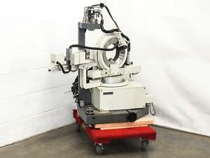 Rigaku Rotating X ray Diffractometer With 4151c6 Dectector 2561r1