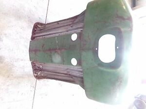 John Deere 630 Tractor Front Hood And Grill