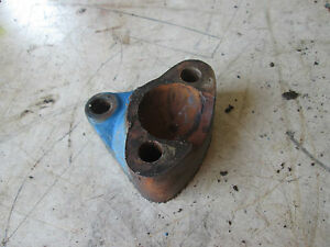 Ford 2000 Tractor Front End Stabilizer Bar Bracket