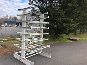Industrial Steel Storage Racks Steel Piping And Angle Iron