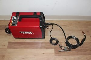 Lincoln Electric Pro Mig 140 Welder