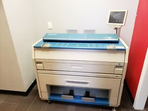Kip 3000 Wide Format Plotter Printer Scanner And Copier Local Pick Only