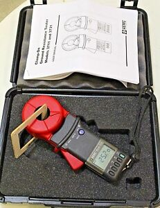 Aemc Clamp on Ground Resistance Tester 3731 100 Tested