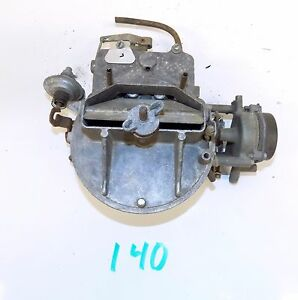 1972 Ford 2100 Carburetor Carb Autolite 302 Mustang Torino Truck