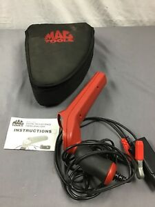 Mac Tools Timing Light Tl600e In Case With Manual See Pictures
