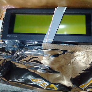 Wayne 860259 r01 Plus 3 Lcd Display