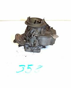 1966 73 Chrysler Dodge Truck 273 318 Carter 2v Carburetor 4421s