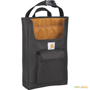 New Carhartt Black Backseat Car Storage Pocket Organizer With Free Shipping