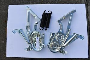 1957 57 Chevy New Hood Hinges New Springs 1957 Chevrolet Nomad Belair 210
