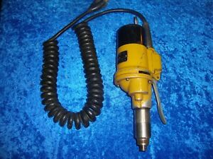 Millers Falls Electric Screwdriver Industrial Lever Type Reversible