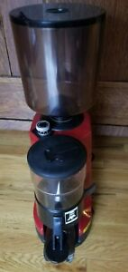 Nuova Simonelli Mdx Commercial Espresso Coffee Grinder Clean Works Great