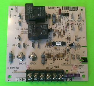 Carrier Bryant Payne 1010 83 9183b 1010 918 Control Board Hh84aa020 Bdp Oem