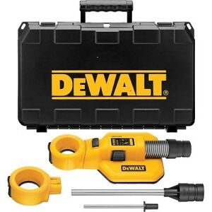 Dewalt Dwh050k Large Hammer Drilling Dust Extraction System New Free Shipping