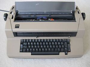Ibm Selectric Iii 3 Lll 670x Typewriter Stunning Cosmetics Pickup Only