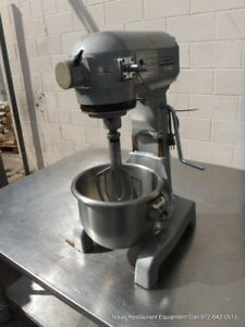 Hobart A 200 20 Qt Bakery Donut Pizza Dough Mixer W Bowl Paddle