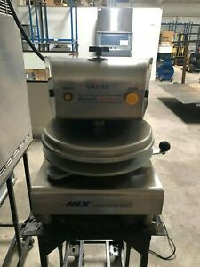 Doughxpress Dxe ss Automatic Pizza Dough Press 18 Electromechanical