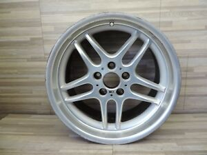 Oem Genuine Bmw E38 Style 37 M Parallel 18x9 5 Rear Wheel Single 2229731 252