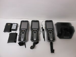 Honeywell Dolphin 6100 Mobile Computer 2d Barcode Scanner Imager 6100lp11222e0h