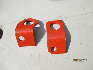 68 72 only Small Block Engine Lift Hooks Gm Original Camaro cheve imp nova