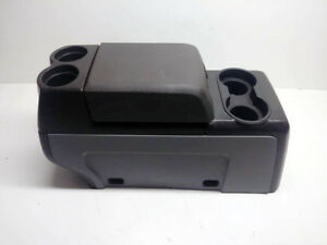 2004 2008 Ford F 150 F150 Dark Gray Grey Floor Center Console Side Mount Style