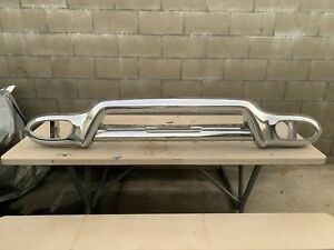 1958 1959 Gmc Chrome Grill