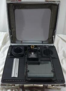 Bell Howell Commuter Ii Portable Micro Fiche Reader