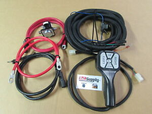 Meyer Snow Plow Truckside Wiring Kit Power Wires Control Wiring 15764 22154