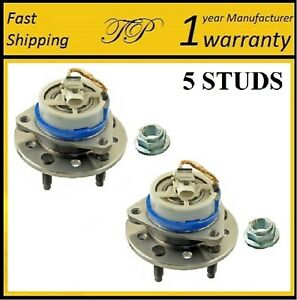 Front Wheel Hub Bearing Assembly For Oldsmobile Alero 1999 2004 pair