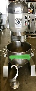 Hobart H600t Commercial 60 Quart Mixer 3 Phase 230v 60qt Wow