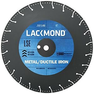 Lackmond Lse Metal ductile Saw Blade 5 Steel Cutting Tool With Vacuum Br