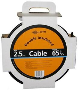 65 12 5 Gauge Underground Cable Galvanized Wire Resistance Of 56 Ohms