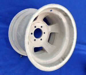 Halibrand 16 X 12 Magnesium Wheel Sprint Car Edmunds Nhra Trog Scta Drag Race