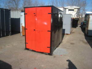 Small Steel Storage Containers