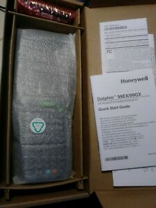 Honeywell Dolphin 99ex Scanner Mobile Computer Camera 55 key 3 7 Tft Bluetooth 9