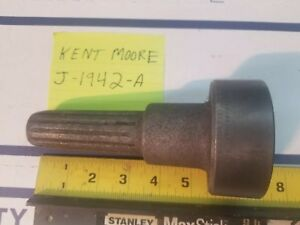 Kent Moore J 1942 a Transmission Extension Housing Rear Oil Seal Installer Tool