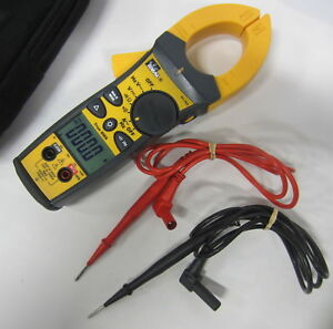 Ideal Tightsight Clamp Meter True Rms 61 763