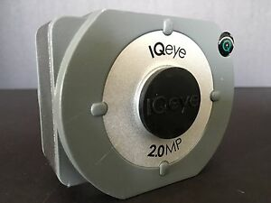 Security Camera 1080p Hd H 264 Color Ip Network Iqeye Iq542s Iqinvision