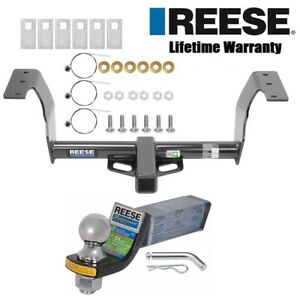 Reese Trailer Tow Hitch For 14 18 Subaru Forester All Styles W Mount