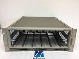 Tektronix Tm5006 6 slot Power Mainframe Chassis
