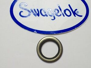 1 Swagelok Stainless Steel Gasket For 1 4 Iso Parallel Thread rs Fitting
